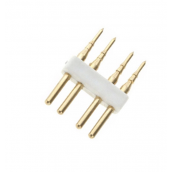 Conector 4 PIN Tira LED RGB...
