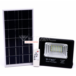 Proyector LED SOLAR 12W...